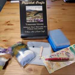 Miniature picture kit
